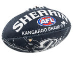 Sherrin Size 2 Lightning Football - Carlton Blues 4