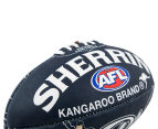 Sherrin Size 2 Lightning Football - Carlton Blues 5