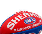 Sherrin Size 2 Lightning Football - Western Bulldogs 5