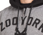 Zoo York Men's Immergruen Sherpa Hoodie - Smoulder Heather 6
