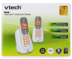 VTech Twin DECT Cordless Phone 6
