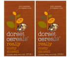 2 x Dorset Cereals Really Nutty Muesli 560g 1