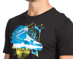 Puma Men's Sneaker Tee - Black 5