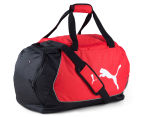 Puma EVOpower Medium Duffel Bag - Red/Black/White 2