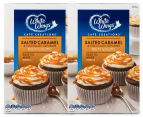 2 x White Wings Salted Caramel & Chocolate Cupcake Mix 460g 1