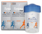2 x Rexona Men Clinical Protection Antiperspirant Deodorant Sport 48g 1