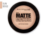 Maybelline Matte Maker All-Day Matte Powder 16g - 50 Sun Beige 1