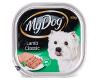 12 x My Dog Lamb Loaf Classic Tray 100g 3