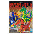 Make & Paint Dragon World Kit 1