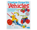 Creative Straw Kit - Vehicles 1