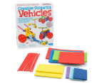 Creative Straw Kit - Vehicles 2