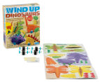 Wind Up Dinosaurs Kit 2