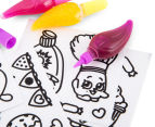 Shopkins Paint & Display Window Sticker Pack 3