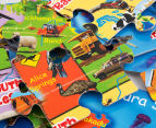 Map of Australia Jumbo Floor Puzzle 4