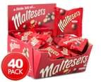 40 x Maltesers Funsize Packs 12g 1