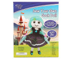 Craft for Kids Sew Your Own Sock Doll Kit 1