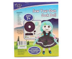 Craft for Kids Sew Your Own Sock Doll Kit 2