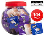 Four Seasons Condoms Assorted Classic 144pk 1