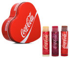 Lip Smacker Coca-Cola Flavoured 3Pc Lip Balm Collection 12g 1