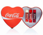 Lip Smacker Coca-Cola Flavoured 3Pc Lip Balm Collection 12g 2
