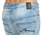 Rusty Men's Dumpster Jean - Tidal Blue 5