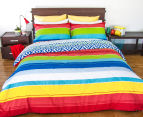 Apartmento King Bed Carlos Reversible Comforter Set - Multi 2