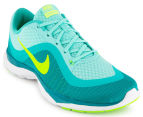 Nike Women's Flex Trainer 6 Shoe - Hyper Turquoise/Electric Green/Hyper Jade 2