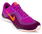 Nike Women's Flex Trainer 6 Shoe - Hyper Violet/Total Crimson/Cosmic Purple 2