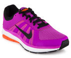 Nike Women's Dart 12 Shoe - Hyper Violet/Black/Total Crimson/White 2