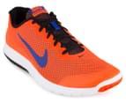 Nike Men's Flex Experience RN4 Shoe - Total Crimson/Concord Black-White 2