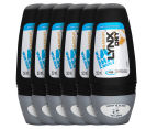 6 x LYNX Dry Anarchy Roll On Anti-Perspirant Deodorant 50mL 1