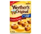 10 x Werther's Original Cream Candies 42g 2