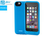 Plox Iaso iPhone 6 3000mAh Charging Sleeve - Blue 1