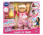VTech Little Love Learn To Walk Doll 1