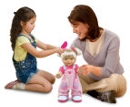 VTech Little Love Learn To Walk Doll 5