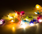 Short Story 3.5M Butterfly LED String Lights - Multi 3