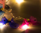 Short Story 3.5M Butterfly LED String Lights - Multi 4