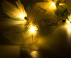 Short Story 3.5M Lily LED String Lights - Cream 4