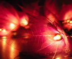 Short Story 3.5M Lily LED String Lights - Pink 5