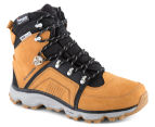 Salomon Men's Size 7.5 Switch 2 Waterproof Boot - Dark Sand/Black/Aluminium 2