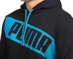 Puma Men's Fun Big Logo Hoodie - Black 6