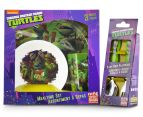 Zak! Teenage Mutant Ninja Turtles 5-Piece Mealtime Set - Green 2