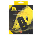 Brunton Metal 4400 Go Anywhere Electronics Charger - Black 6