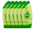 6 x Radox Body Wash Keylime & Peppermint 250mL 1