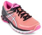 ASICS Women's GEL-Kinsei 6 Shoe - Peach Melba/Silver/Pink Glow 2