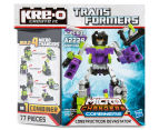 Tranformers Kre-O Micro Changers Combiners - Constructicon Devastator 1