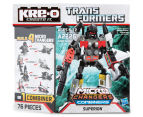 Tranformers Kre-O Micro Changers Combiners - Superion 1