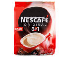 Nescafé 3 in 1 Original Coffee Sachets 30pk 525g 1