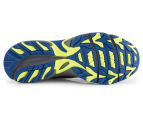 ASICS Men's GEL-Venture 5 Shoe - Indigo Blue/Black/Flash Yellow 6
