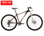 Reid Cycles X-Trail 29er Bicycle + FREE Starter Pack - Black/Red/White 1